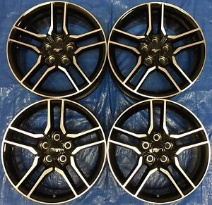 """2018 Ford Mustang GT 18"""" OEM Wheels *BRAND NEW TAKE-OFFs*"""