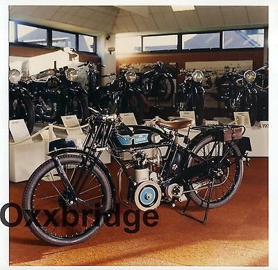 1923 NEW COULSOM  MOTORCYCLE CO 350cc Motorcycle Photo Engine Postal Vintage