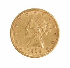 $10 Liberty Gold Eagle XF/AU (Random Date) - .900 fine gold