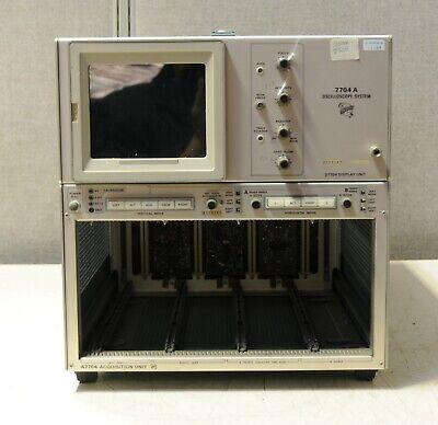 Tektronix 7704a Oscilloscope Mainframe