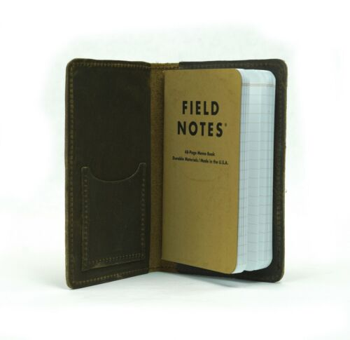 Field Notes | Assorted Earth-Tone Oil Tan | Leather Journal Cover