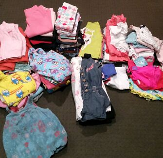 Massive bulk buy of girls size 0 and size 1 clothes. Nailsworth Prospect Area Preview