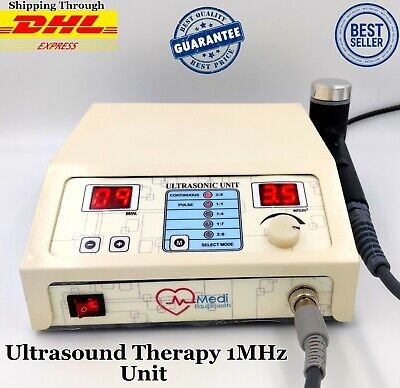 New Home Use Original Ultrasound Therapy Machine For Multi Pain Relief 1mhz Unit