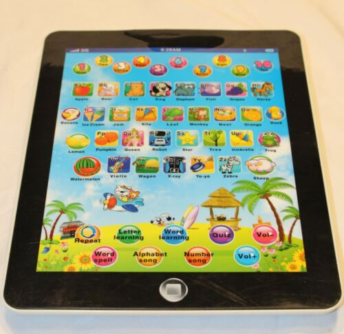 Mini Pad/Tablet, Educational and Developmental Toy