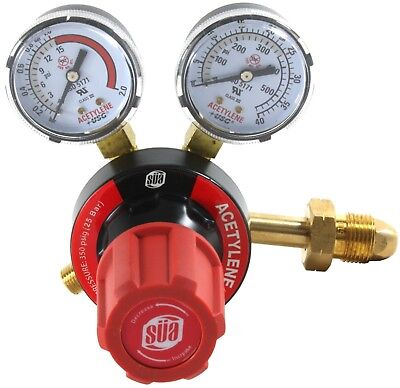 Sa Acetylene Regulator - Welding Gas Gauges - V350 Series