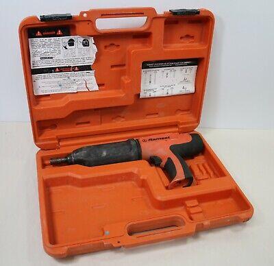 Ramset 16942 Cobra Plus .27 Caliber Semi Auto Powder Actuated Tool - Tested