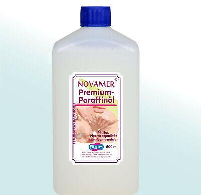 NOVAMER Massageöl 500 ml Paraffinöl Duft: Neutral