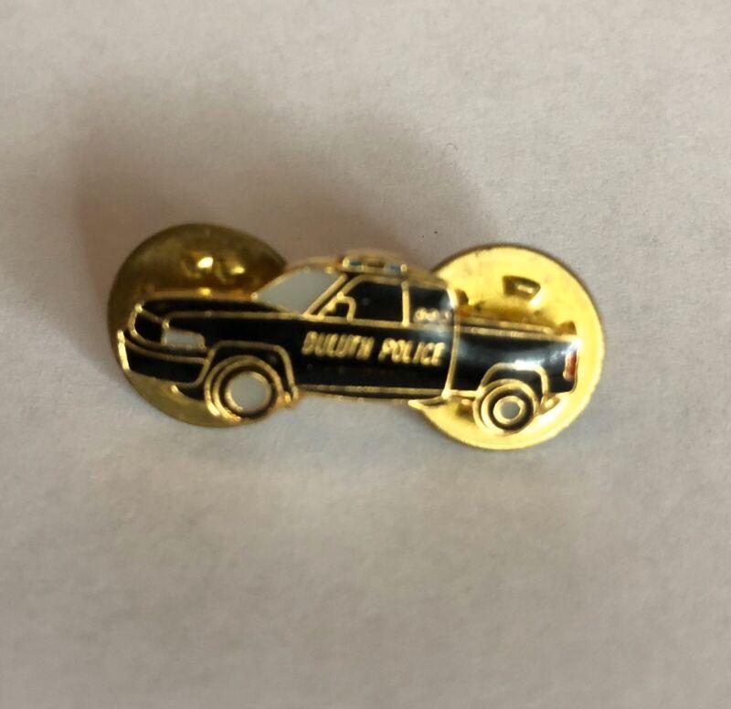 Duluth Police car pin