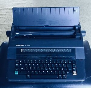 SHARP PA-3100 ii  ELECTRONIC typewriter