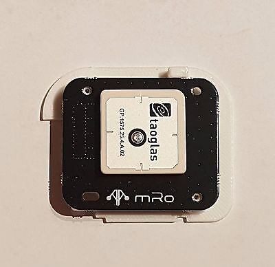 mRo GPS Isolation Plate for 3DR Solo - EMI shielding