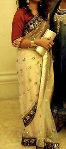 Designer replica saree