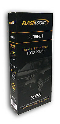 Flashlogic Remote Start Add-On Module for FORD Explorer 2006-2015 with T Harness