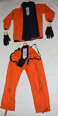 Unitor Fireshield Solas Firemans Outfit Marine Equipment Protective Clothing 2