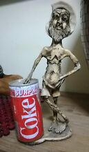 Vintage Coke Can Old Man Ornament, Collectable Gosnells Gosnells Area Preview