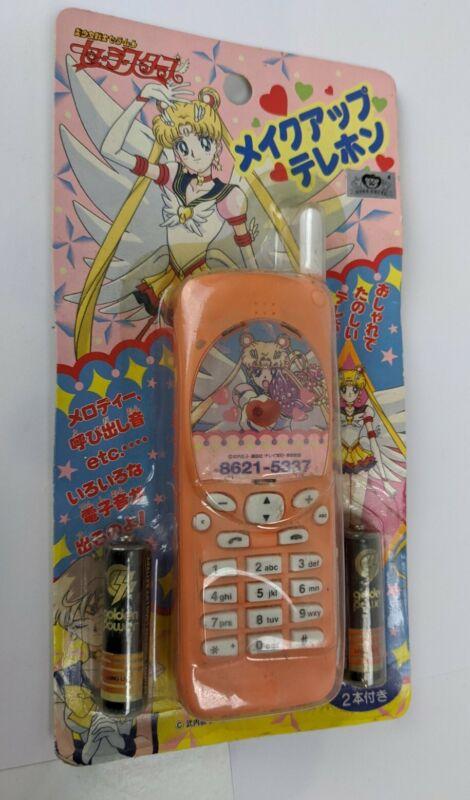 Vintage Sailor Moon Phone Toy Banpresto Japan