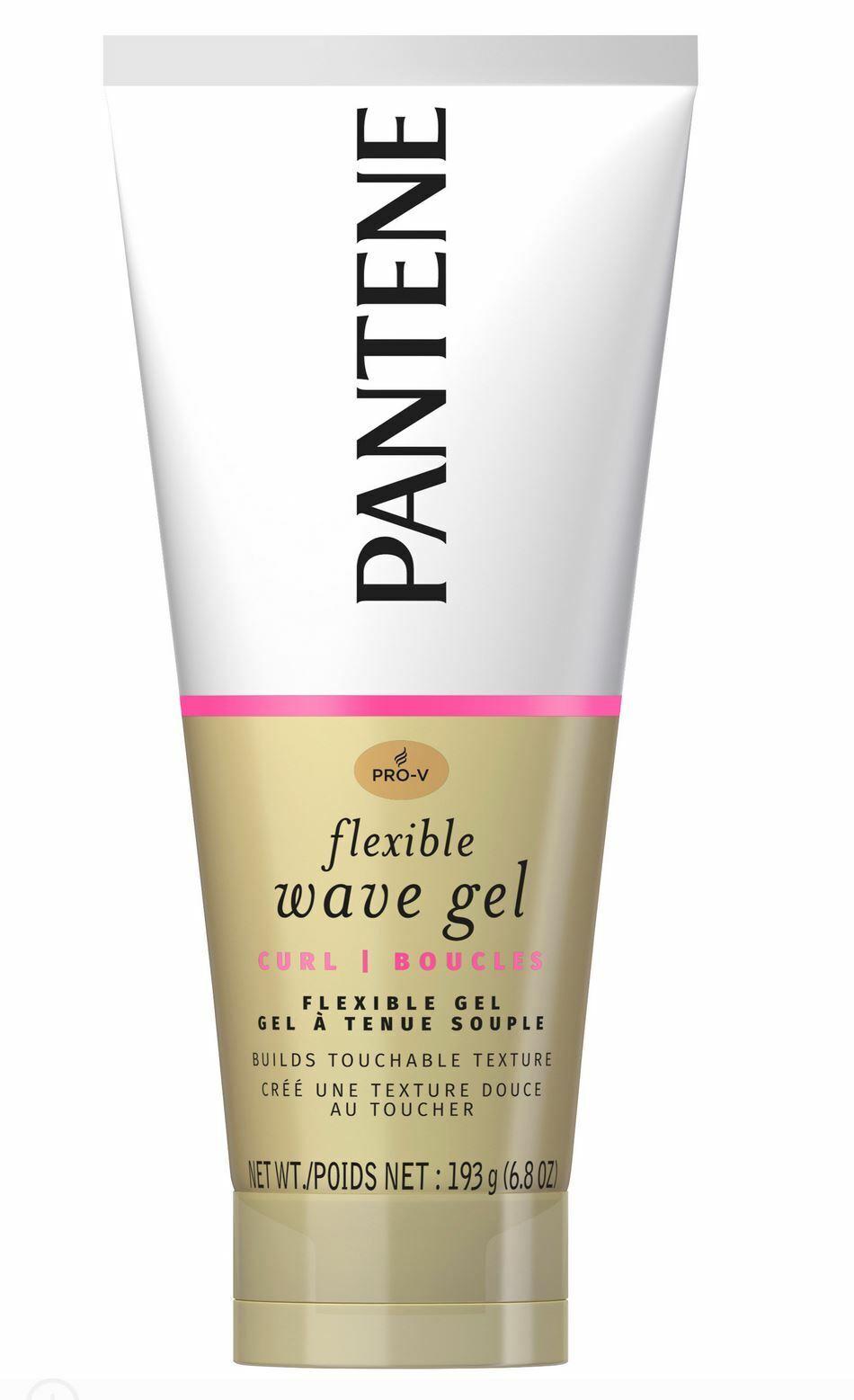 Pantene Pro-V Curly Hair Curl Shaping Hair Gel - 6.8 Oz, Pac