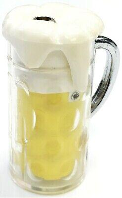 Eclipse Collectible Novelty Beer Mug Design Refillable Lighter, Assorted, 1583 - Novelty Beer Mug