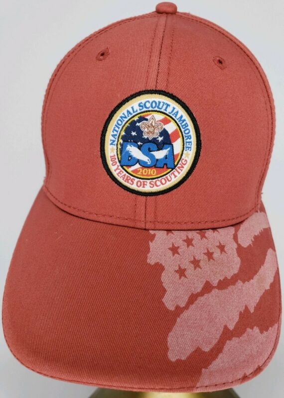 National Scout Jamboree 100 Years of Scouting 2010 Hat