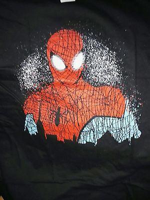SPIDER MAN Spiderman Shirt Unisex Herren Damen Mash up Kino NEU ungetragen L ()