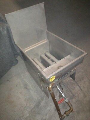 Wolf Rangevulcan Hart 765726-a Stainless Steel Tank Assembly Pasta Cooker