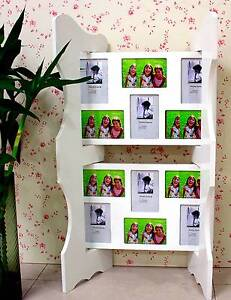 Wowmart Wooden 12 Photos Pictures Frames Tabletop Seahorse Small South Granville Parramatta Area Preview