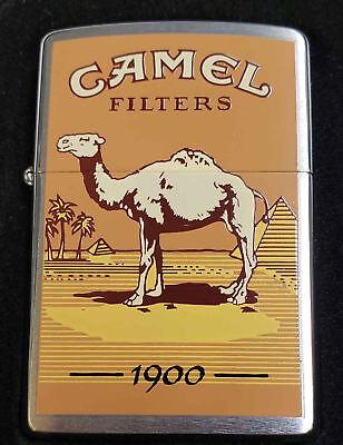 Zippo Camel Decade Series 1900's Z 560 Year 2000 VERY RARE 100 Made MNT