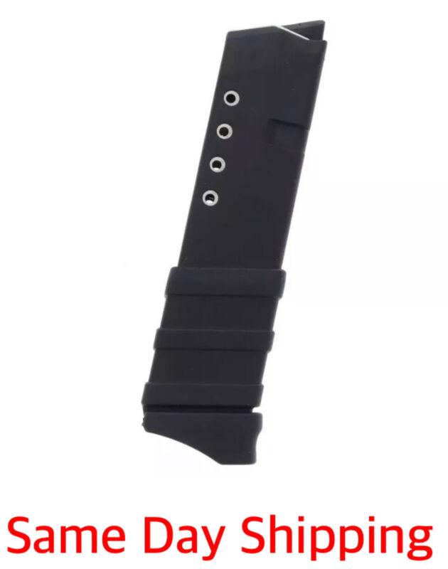 ProMag Magazine For GLOCK 43 9mm Luger 10 Rounds Polymer Black GLK 13