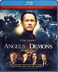ANGELS AND DEMONS (Blu-Ray)