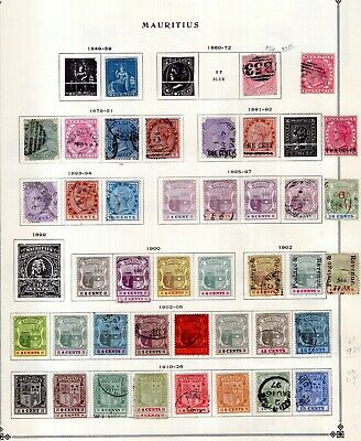 Kenr2: Mauritius Collection from Huge Scott Intern Albums