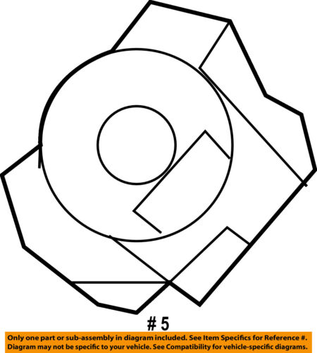 chrysler oem airbag air bag clockspring clock spring 56046497af ebay rh ebay com Grandfather Clock Suspension Spring Emperor Clock Gears Springs Cable