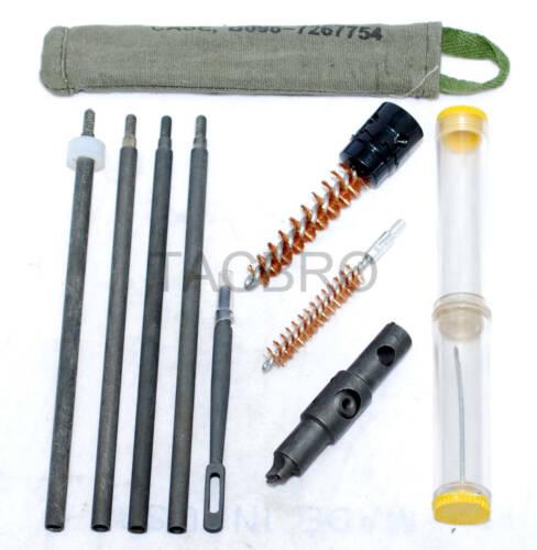 US SELLER M1 Garand Green Pouch M1 Cleaning Kit Set