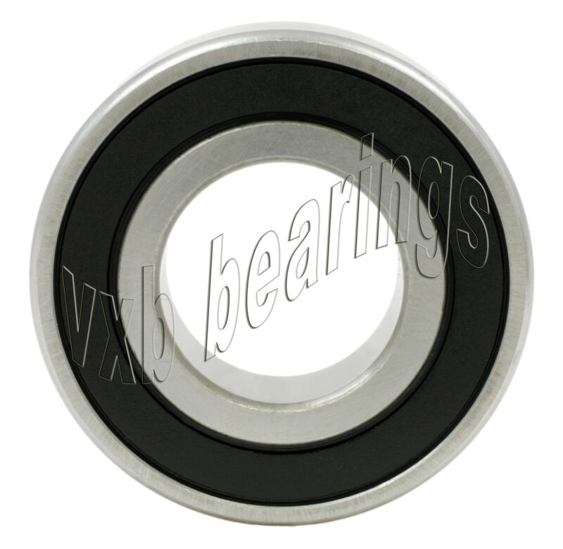 6206 DDU Sealed Ball Bearing 6206DU Single Row Electric Motor Quality 30mm Bore