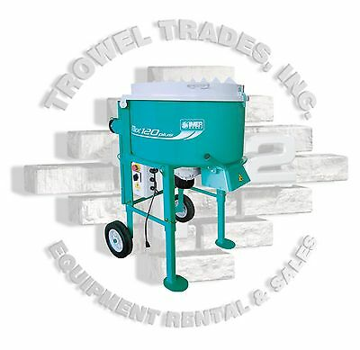 Imer Mortarman 120 Plus Electric Mortar Grout Plaster Mixer Imer 1194302