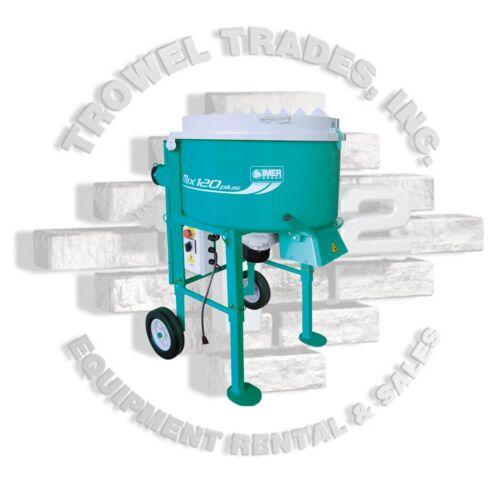 Imer Mortarman 120 Plus  Electric Mortar Grout Plaster Mixer Imer 1194302