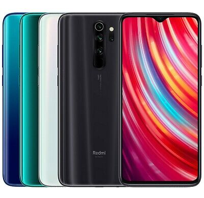 "Xiaomi Redmi Note 8 Pro 128GB 6GB RAM (FACTORY UNLOCKED) 6.53"" 64MP (Global)"