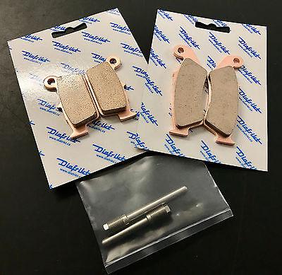 Bremsbelag Kit mit Haltebolzen für Beta RR 300  Hinten + Vorn ab 2010