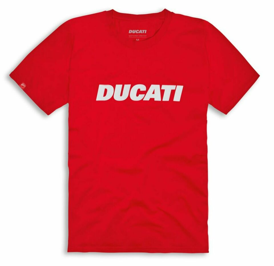 """T-Shirt Ducati """"Ducatiana 2.0"""" rot Größe XL 987700986 in Ettlingen"""