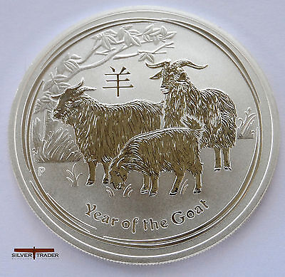 Year of the goat 1 oz