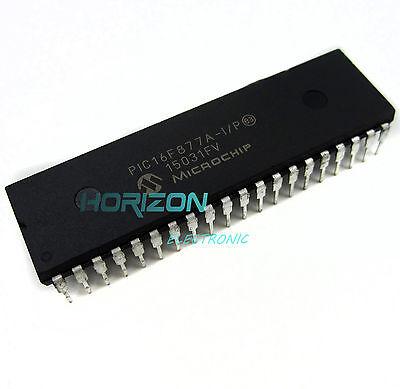 Pic16f877a-ip Dip-40 Pic16f Dip40 Mc 40-pin Enhanced Flash Microchontroller