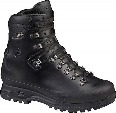 Hanwag Trekking & Bundeswehr Klassiker Alaska GTX Men Größe 7 - 40,5 schwarz
