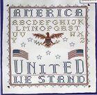 Bucilla Patriotic Cross Stitch Kits