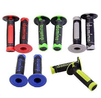 ESI Fit CR Contoured MTB Bike Grips 100/% Silicone Shock Absorbing 130mm Black