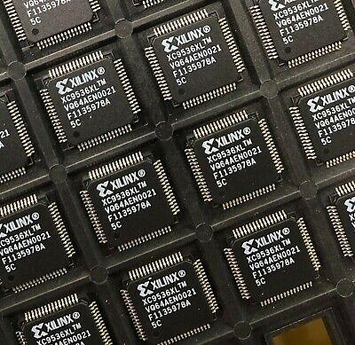 Xilinx Xc9536xl-5vq64c Ic Cpld 36mc 5ns 64vqfp New Qty.1
