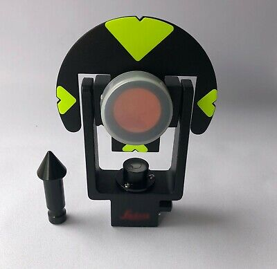 New Mini Prism For Leica Gmp101 Total Station Peanutsurveying