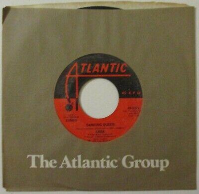 "ABBA ""DANCING QUEEN"" NEAR MINT ORIGINAL 1976 45 IN COMPANY SLEEVE"