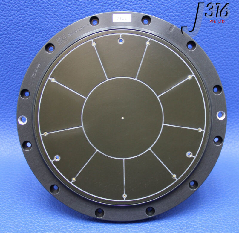 "7161 Applied Materials 8"" Mono,notch Dps Chamber Shell Assy 0090-35133"