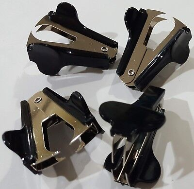 Lot Of 4 Staple Remover Brand New Standard Smart Rustproof Free Shipping Free