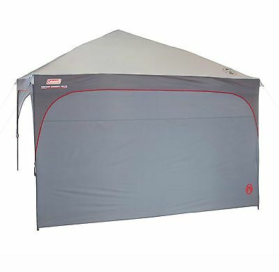 """Coleman Camping Tailgating UV Guard 12x12"""" Instant Canopy Sunwall Accessory Only"""