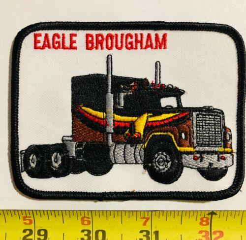 VINTAGE patch EAGLE BROUGHAM truck IH iNTERNATIONAL 1970