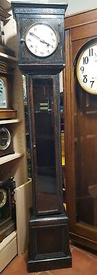 Vintage Electrically Powered Grandmother Clock, Del. Arranged